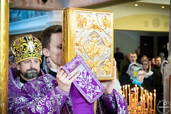 13-14.04.2019 - Богослужения Недели 5-й Великого Поста