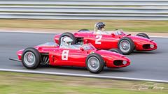 Ferrari 156 (Ramon Kok) Tags: autosport car cargeek carporn cars circuit circuitzandvoort dunes f1 ferrari ferrari156 ferrari156sharknose formula1 historicgrandprix holland motorsport racecar racetrack racing sharknose thenetherlands zandvoort