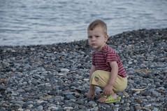baby (iron_doji) Tags: baby portrait amazing nikon georgia beautiful 18135mm nikond90 nice kobuleti beach coast sand child childportrait childisplaying sea