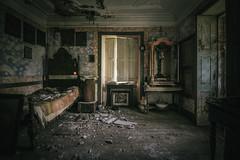 . (Alberto Galvache) Tags: house urbex manor abandoned decay cute nice home
