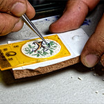 Mosaic Jewellery making Jordan by Peter Fox
