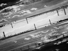 Nagoya Port • 名古屋港 (Jon-Fū, the写真machine) Tags: jonfu 2019 olympus omd em5markii em5ii em5mkii em5mk2 em5mark2 オリンパス mirrorless mirrorlesscamera microfourthirds micro43 m43 mft μft マイクロフォーサーズ ミラーレスカメラ darktable instagram japan 日本 nihon nippon ジャパン ジパング japón japão xapón asia アジア asian orient oriental aichi 愛知 愛知県 chubu chuubu 中部 中部地方 nagoya 名古屋 名古屋港 名港 nagoyaport portofnagoya blackandwhite bw monochrome monochromatic grayscale greyscale nocolor モノクロ モノクローム 白黒 黒白 multipleexposure 多重露出 二重写 2重写 二重露出 2重露出 2重露光 二重露光 outdoors 野外 nature 自然 bay 湾 伊勢湾 isewan