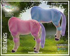 Jinx Centaur - Valentines Day Skin **PROMO** (Sodap0pp) Tags: valentines skin jinx centaur second life secondlife fantasy avatar horse equine