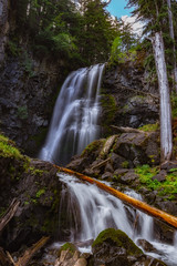 Union Creek Falls (PNW-Photography) Tags: washington chinookpass naches nile hwy410 waterscape waterfall water river landscape