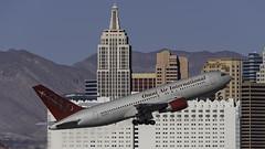 N234AX_LAS_Takeoff_1R (MAB757200) Tags: omniairinternational aircraft airplane airlines airport jetliner las klas takeoff mccarran boeing runway1r