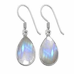 12.00ct,Genuine Rainbow Moonstone & 925 Silver Plated Dangle Earrings Made By Sterling Silver Jewelry (glimmeringswarovskisilver) Tags: stelringsilverjewelry amazon amazondeals amazonfashion amazonfbaseller amazonshopping amazonusa amazonexclusive amazonhandmade amazonuuk jewelry jewels jewel fashion gems gem gemstone stone trendy accessories love stylish cute jewelrygram fashionjewelry