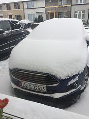 February 2018-10 (romoophotos) Tags: 2018 february snow sundriveroad dublin ireland ie