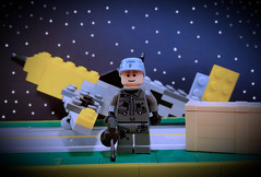 Luftwaffe mechanic with Messerschmitt Bf 109 (brickhistorian) Tags: airforce airplane axis luftwaffe german germany mechanic plane brick bricks build building battle custom customs lego legos fig forces fighter history photo minifig minifigure military moc crew war world wars ww2 wwii two