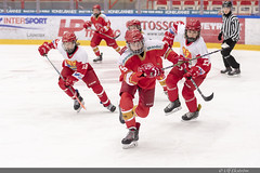 Troja vs Skövde 19 (himma66) Tags: onepartnergroup hockey ishockey icehockey youth troja trojaljungby skövde ice cup puck skate team ljungby ljungbyarena