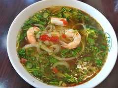 Pho Do Bien Chua Cay (knightbefore_99) Tags: vancouver bc west coast awesome cool best great vietnam vietnamese pho dobien chuacay work asian lunch tasty seafood noodles basil spicy art phocapital