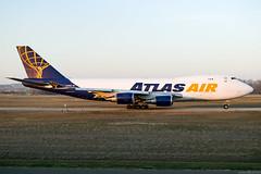 N499MC (Andras Regos) Tags: aviation aircraft plane fly airport bud lhbp spotter spotting atlas atlasair boeing 747 744 cargo freighter jumbo jumbojet