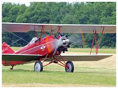 Travel Air 4000 - 378 - NC4418 | Aero Vintage Academy . (Aerofossile2012) Tags: avion aircraft aviation meeting airshow laferté 2017 aérovintageacademy travel air 4000 378 nc4418