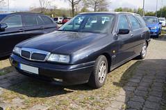 1998 Lancia Kappa Kombi Front (Joachim_Hofmann) Tags: auto fahrzeug lancia kappa kombi kraftfahrzeug kfz