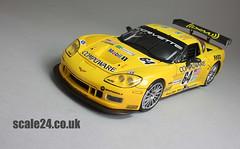 Corvette C6R - 70 (cmwatson) Tags: chevrolet corvette c6r 2007 lemans revell 07396 studio27 scale24 sdcc2401c