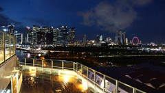 Put on the full armor of God so that you can take your stand against the devil's schemes. Ephesians 6:11 (J316) Tags: j316 sony singaporeport singaporeeye singaporemarina nightscape cityskyline sonya77 lust slippery costafortuna