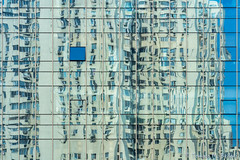 Beijing windows (tomaso.belloni) Tags: abstract blue building city color colorful facade house nobody pattern photography beijing asia china reflection window