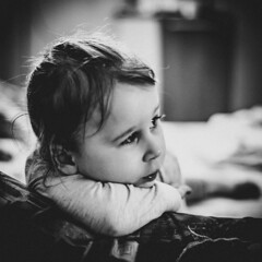 Emma, 2018.12.29. (pavelandras) Tags: black white bw kids kid portrait hungary emma sony a7rii 50mm