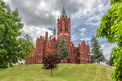 Crouse College (Eridony (Instagram: eridony_prime)) Tags: syracuse onondagacounty newyork universityhill university privateuniversity campus syracuseuniversity historic nrhp constructed1889