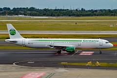 Germania D-ASTP Airbus A321-211 cn/684 @ EDDL / DUS 16-06-2017 (Nabil Molinari Photography) Tags: germania dastp airbus a321211 cn684 eddl dus 16062017