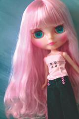 All the Pink (sadaloha) Tags: blythe doll anniversary unicorn unicornprincess
