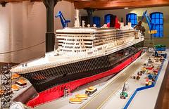20180830-20180830_111357 (tosakan2000) Tags: city hamburg stadt museum maritim ship schiff lego