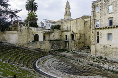 A small amphitheatre in Lecce, Italy (ttchao) Tags: sony ilce7rm3 a7riii a7r3 24105mm lecce lecceoldtown italy amphitheatre southernitaly puglia ngc fe24105mmf4goss