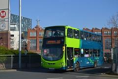 Arriva Yorkshire 1708 YJ13FKH (Clifton009) Tags: arriva yorkshire 1708 yj13fkh volvo b5lh wrightbus eclipse gemini