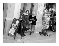 A cold day in London (exreuterman) Tags: london street olympus m43 micro 43 bloomsbury bw monochrome candid