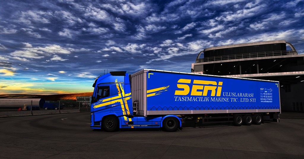 The World's Best Photos of ets2 and heavy - Flickr Hive Mind