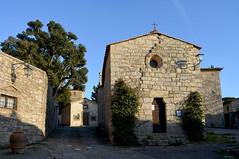 Ama in Chianti (antonella galardi) Tags: toscana siena chianti gaiole chiesa 2019 castello ama sanlorenzo