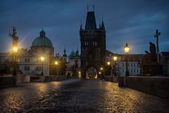 Charles Bridge, Prague, Czechia (CuriousZed) Tags: travel photography bridge czechia prague sindelar zed zdenek curiouszed czech charles night