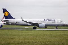 D-AINJ | Lufthansa | Airbus A320-271n | CN 7735 | Built 2017 | DUB/EIDW 19/11/2018 (Mick Planespotter) Tags: aircraft airport a320 nik sharpenerpro3 dainj lufthansa airbus a320271n 7735 2017 dub eidw 19112018 23018 neo dublinairport collinstown
