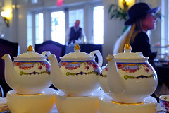 Afternoon Tea at the Empress Hotel-February 2019 (Dave Byng) Tags: people winter britishcolumbia canada