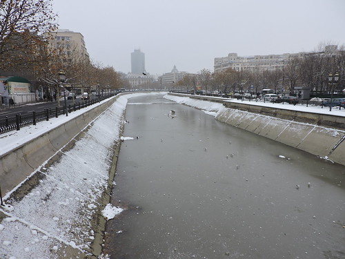 Dâmbovița River, Bucharest