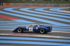 CHEVRON B16 FVC - 1969 (SASSAchris) Tags: chevron b16 fvc voiture auto endurance ricard 10000 tours castellet circuit anglaise