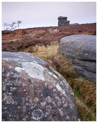 Over Owler Tor, Peak District(5) (S.R.Murphy) Tags: december2018 derbyshire landscape overowlertor peakdistrict surpriseview fujifilmxt2 fujifilmxf1024mm lee06ndgrad leefilters manfrotto rocks geology nature england unitedkingdom greatbritain mothercap