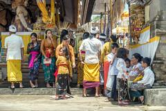 (kuuan) Tags: bali indonesia purapenataransasih pejeng odalan temple festival balinese ceremony sonyrx100iii