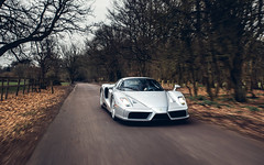 Argento. (Alex Penfold) Tags: ferrari enzo silver argento nurburgring red interior supercars super car cars autos alex penfold 2019