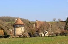 16 Montbron - Chabrot Château XV XVI 04 (Herve_R 03) Tags: france castle château architecture charente poitoucharentes