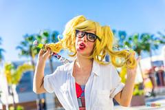 Long Beach Comic Expo 2018-0563 (J. Aaron Delgado) Tags: longbeach california unitedstates us comics comic comicbook book harley quinn dc con expo lbcc lbce cosplay cosplayer photoshoot photography photographer photo