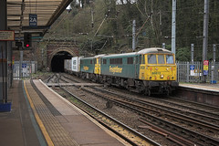 86613 at Ipswich (tibshelf) Tags: 86613 class86 al6 ipswich freightliner