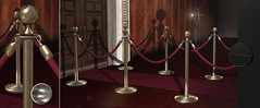 """VIP Ropes"" by Dahlia -  MadPea Premium Alliance Hunt: The Golden Pea Awards! (MadPea Productions) Tags: madpea productions madpeas alliance hunt prizes prize decor decoration vip excitement collaboration glamorous"