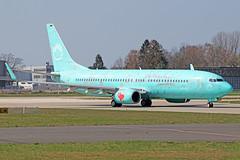 Boeing 737-8HX - D-ASXO - HAJ - 30.03.2019(1) (Matthias Schichta) Tags: haj hannover hannoverlangenhagen eddv planespotting flugzeugbilder sunexpress dasxo boeing b737800