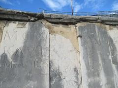 IMG_6479 (Damien Marcellin Tournay) Tags: amphitheatrumromanum antiquité bouchesdurhône arles france amphithéâtre gladiateur gladiators épigraphielatine