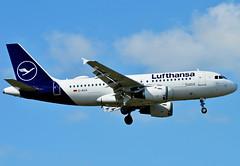 D-AILK Lufthansa Airbus A319-100 (czerwonyr) Tags: dailk lufthansa airbus a319100 frankfurt