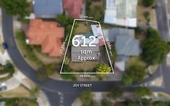 1 Joy Street, Bentleigh East VIC