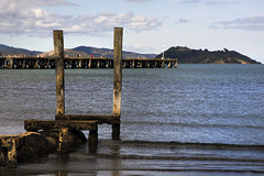Petone (Wozza_NZ) Tags: petone pier wharf beach wellington nz newzealand lowerhutt harbour