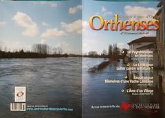 Le dernier numéro de la revue du Centre culturel du Pays d'Orthe (Marie-Hélène Cingal) Tags: cagnotte paysdorthe landes 40 aquitaine france sudouest