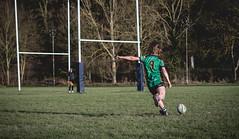 Bridgnorth Ladies Rugby_-22 (Andy..D) Tags: bridgnorth bridgnorthrugbyclub d500 ladies lady rugby candid sport sporty woman women girls mud shropshire lycra game balls womensrugby kick kicker