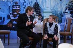 24. Сценка воскресной школы с. Богородичное 09.01.2019